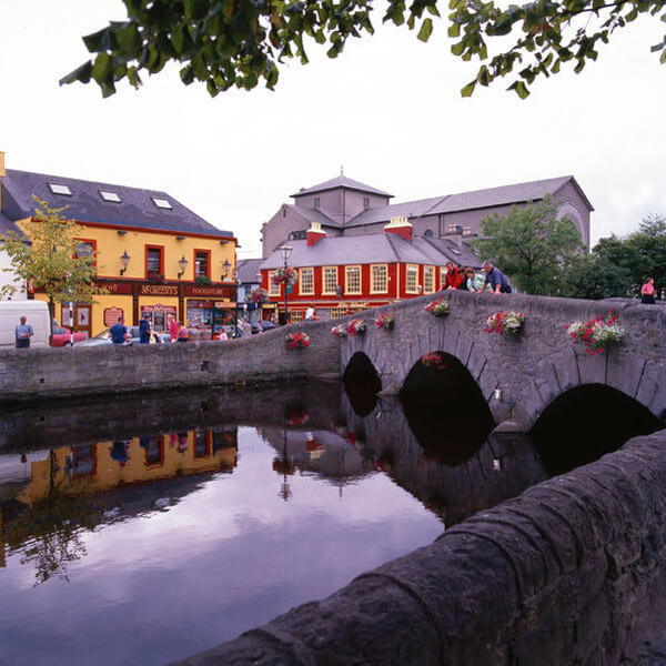 Westport Mall And Carrowbeg River Close To Elephant Guest House